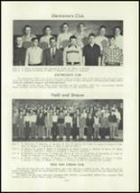 1952 Madison Central High School Yearbook Page 70 & 71