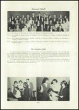 1952 Madison Central High School Yearbook Page 72 & 73