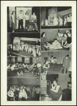 1952 Madison Central High School Yearbook Page 80 & 81