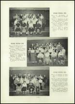 1952 Madison Central High School Yearbook Page 82 & 83