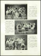 1952 Madison Central High School Yearbook Page 86 & 87