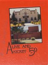 1989 Yearbook Winter Park High School