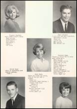1965 South Winneshiek High School Yearbook Page 14 & 15