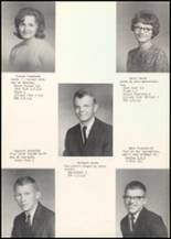 1965 South Winneshiek High School Yearbook Page 18 & 19