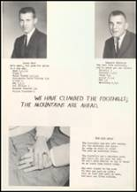 1965 South Winneshiek High School Yearbook Page 20 & 21