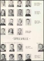 1965 South Winneshiek High School Yearbook Page 40 & 41