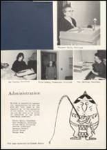 1965 South Winneshiek High School Yearbook Page 46 & 47