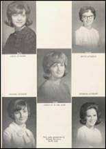 1965 South Winneshiek High School Yearbook Page 50 & 51
