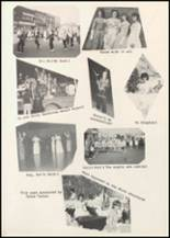 1965 South Winneshiek High School Yearbook Page 52 & 53