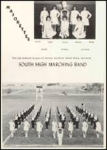 1965 South Winneshiek High School Yearbook Page 54 & 55