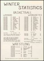 1965 South Winneshiek High School Yearbook Page 60 & 61