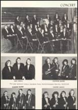 1965 South Winneshiek High School Yearbook Page 62 & 63