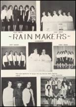 1965 South Winneshiek High School Yearbook Page 64 & 65