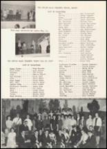 1965 South Winneshiek High School Yearbook Page 68 & 69