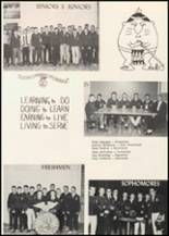 1965 South Winneshiek High School Yearbook Page 70 & 71