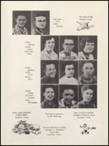1957 Vera High School Yearbook Page 18 & 19