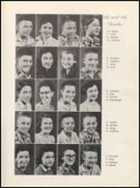 1957 Vera High School Yearbook Page 22 & 23