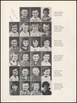 1957 Vera High School Yearbook Page 24 & 25
