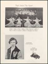 1957 Vera High School Yearbook Page 36 & 37