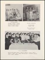 1957 Vera High School Yearbook Page 40 & 41