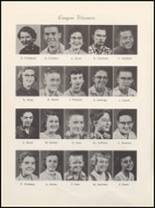 1957 Vera High School Yearbook Page 42 & 43