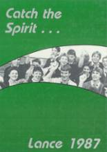1987 Yearbook Roncalli High School