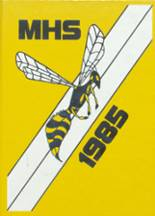 1985 Yearbook Middlesboro High School