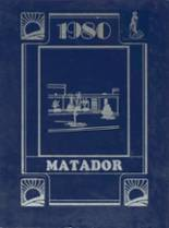1980 Yearbook Estacado High School