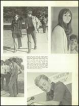 1971 R. B. Stall High School Yearbook Page 14 & 15