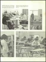 1971 R. B. Stall High School Yearbook Page 24 & 25