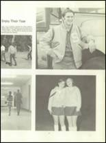 1971 R. B. Stall High School Yearbook Page 34 & 35