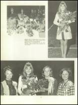 1971 R. B. Stall High School Yearbook Page 42 & 43