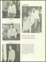 1971 R. B. Stall High School Yearbook Page 52 & 53