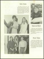 1971 R. B. Stall High School Yearbook Page 56 & 57