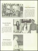 1971 R. B. Stall High School Yearbook Page 58 & 59