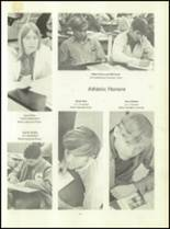 1971 R. B. Stall High School Yearbook Page 60 & 61