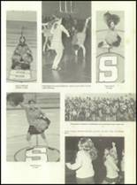 1971 R. B. Stall High School Yearbook Page 84 & 85