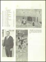 1971 R. B. Stall High School Yearbook Page 86 & 87