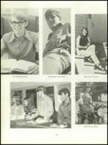 1971 R. B. Stall High School Yearbook Page 112 & 113