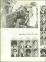 1971 R. B. Stall High School Yearbook Page 118 & 119