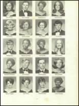 1971 R. B. Stall High School Yearbook Page 124 & 125