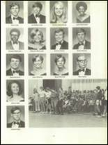 1971 R. B. Stall High School Yearbook Page 128 & 129