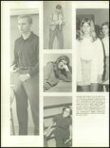 1971 R. B. Stall High School Yearbook Page 138 & 139