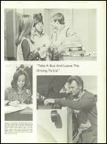 1971 R. B. Stall High School Yearbook Page 154 & 155