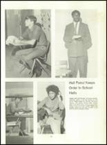 1971 R. B. Stall High School Yearbook Page 158 & 159