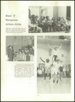 1971 R. B. Stall High School Yearbook Page 160 & 161