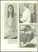 1971 R. B. Stall High School Yearbook Page 168 & 169