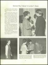 1971 R. B. Stall High School Yearbook Page 182 & 183