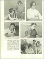 1971 R. B. Stall High School Yearbook Page 184 & 185