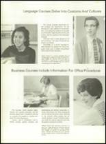 1971 R. B. Stall High School Yearbook Page 186 & 187